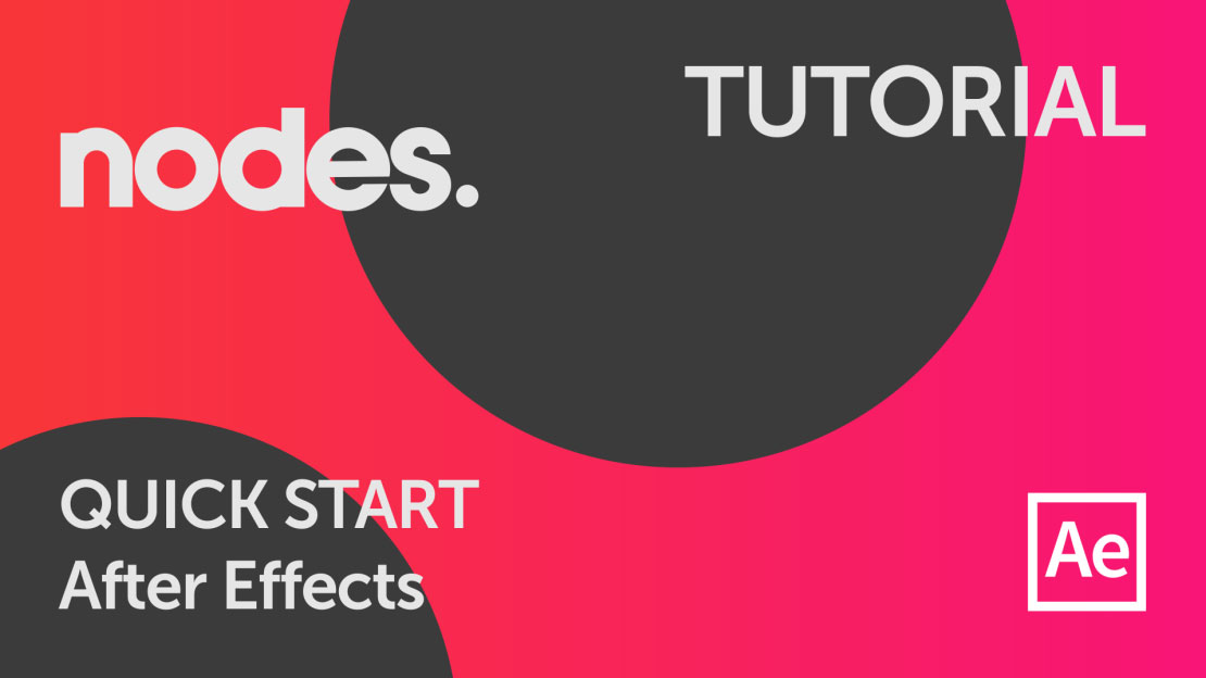 Nodes - Plugin for After Effects, Final Cut Pro, Motion and